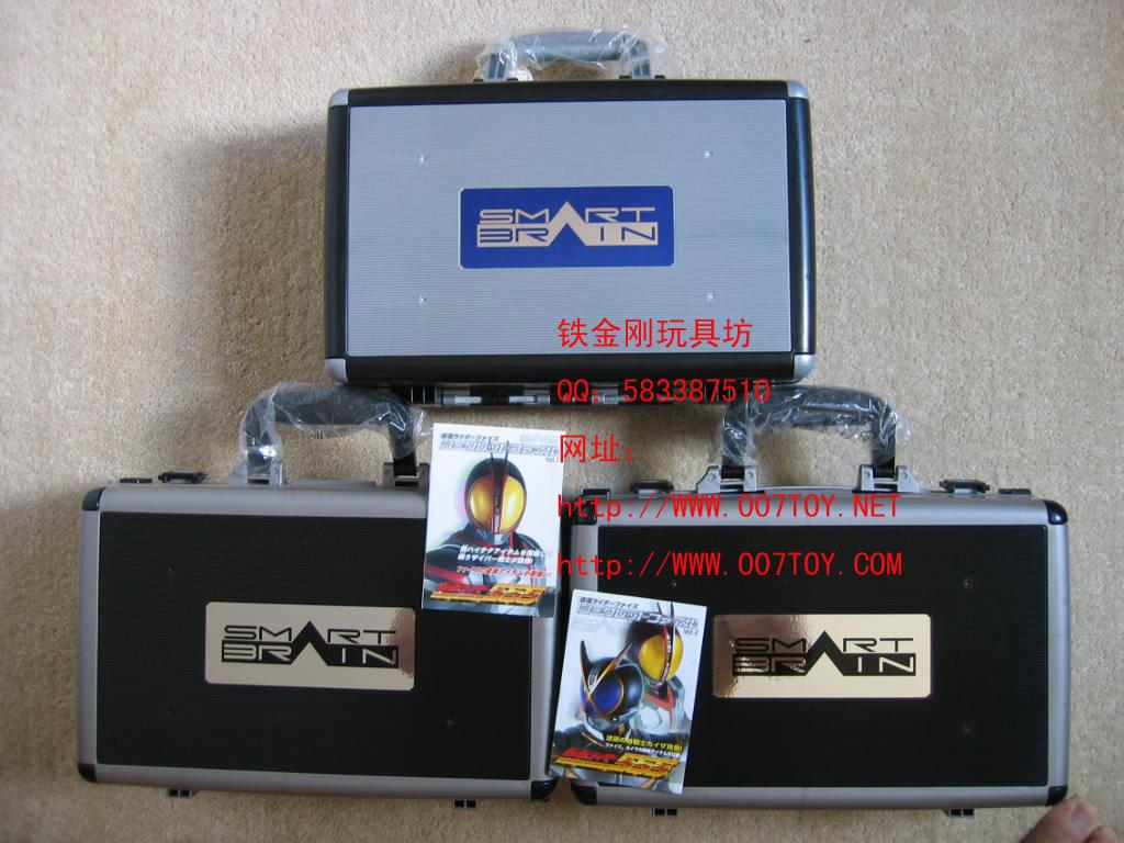 蒙面超人555系列 DX假面骑士天帝何润东SAIGA DRIVER变身手机腰